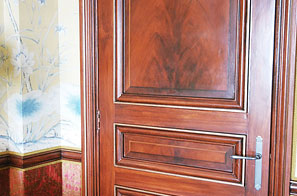 Jersey Chateau Faux Wood Finishes
