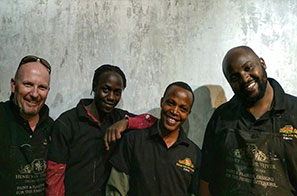 HVART Team - Project Kenya