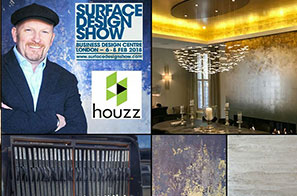 Surface Design Show - Seminar with Houzz & Surface Thinking