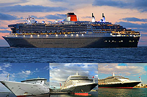 Mediterranean Cruises - Projects On Board Luxury Cruise Liners