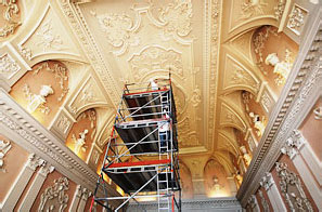 Specialist Decoration - Fibrous Plaster Treatments