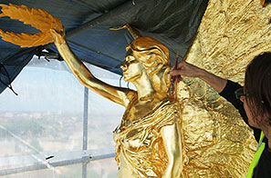 Specialist Decoration - Gilding