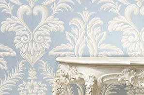 Nina Campbell's Ardwell wallpaper collection