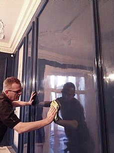 Lacquer Walls